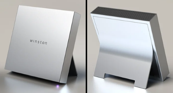 Winston Privacy Filter - Compact and Sleek Design