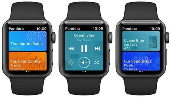 """Hey Siri, play Thumbprint Radio on Pandora"""