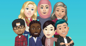 Facebook launched customizable Avatars