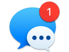 MacOS Messages App