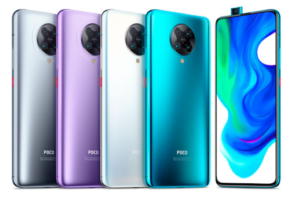 Poco F2 Pro Smartphone - Available in 4 Different Color Models