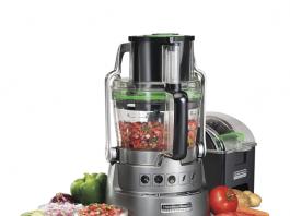 Hamilton Beach 14-Cup Professional Food Processor