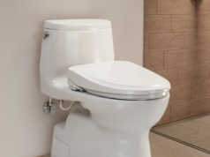 Toto Carolina II WASHLET Toilet