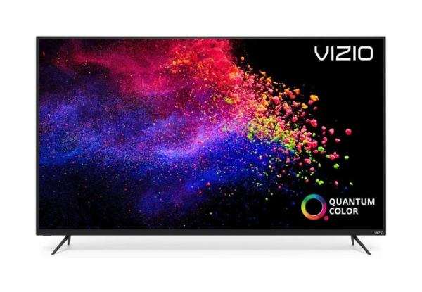 Vizio M658-G1 Smart TV - Features Quantum Dot Color Technology