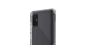 Defense Clear Samsung Galaxy A51 Smartphone Case