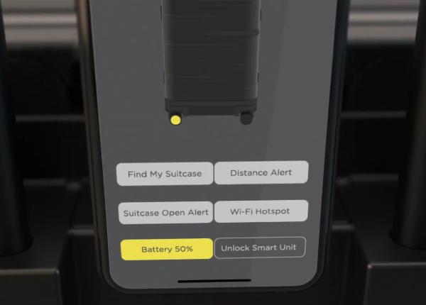 Samsara Luggage App