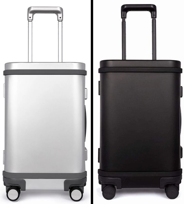 Samsara Smart Carry-On Suitcase - Available in 2 Different Color Models