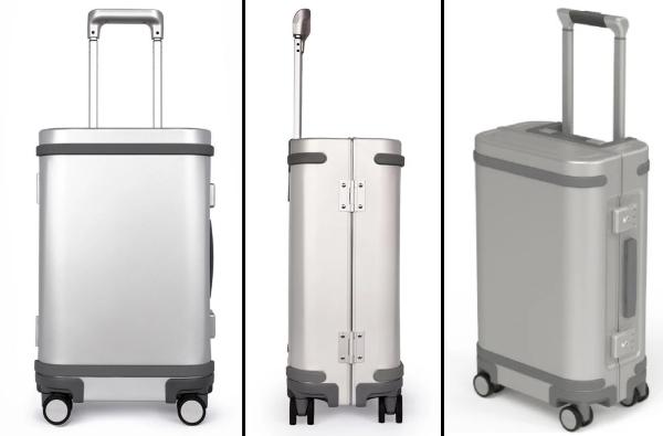 Samsara Smart Carry-On Suitcase