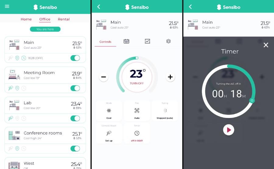 Sensibo App
