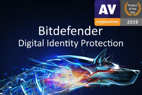 Bitdefender Digital Identity Protection