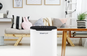 BlueMyst BA1180WK True HEPA Air Purifier