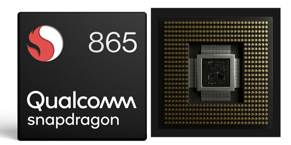 Qualcomm SM8250 Snapdragon 865 processor (7 nm+)