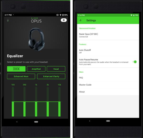 Opus Mobile App