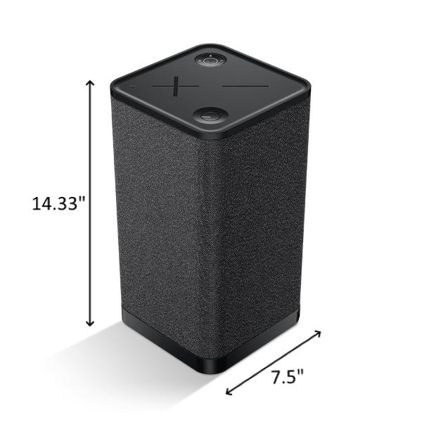 Ultimate Ears HYPERBOOM - Measurements