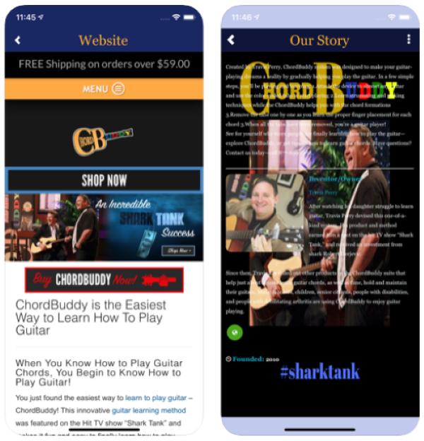 ChordBuddy App