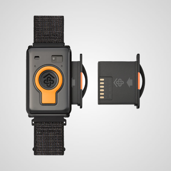 Tempo Series 3 Wearable - Comes with an in-place, swappable battery
