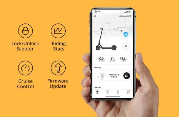 Segway-Ninebot App