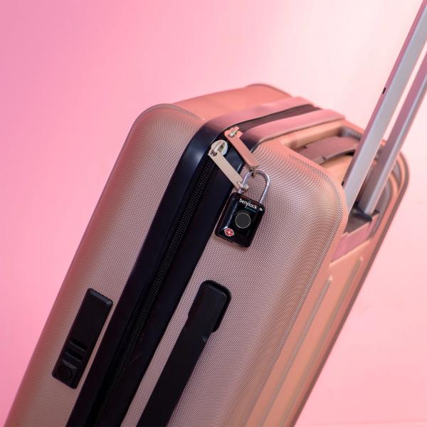 Hampton Benjilock - Benjilock TSA Travel/Luggage Lock