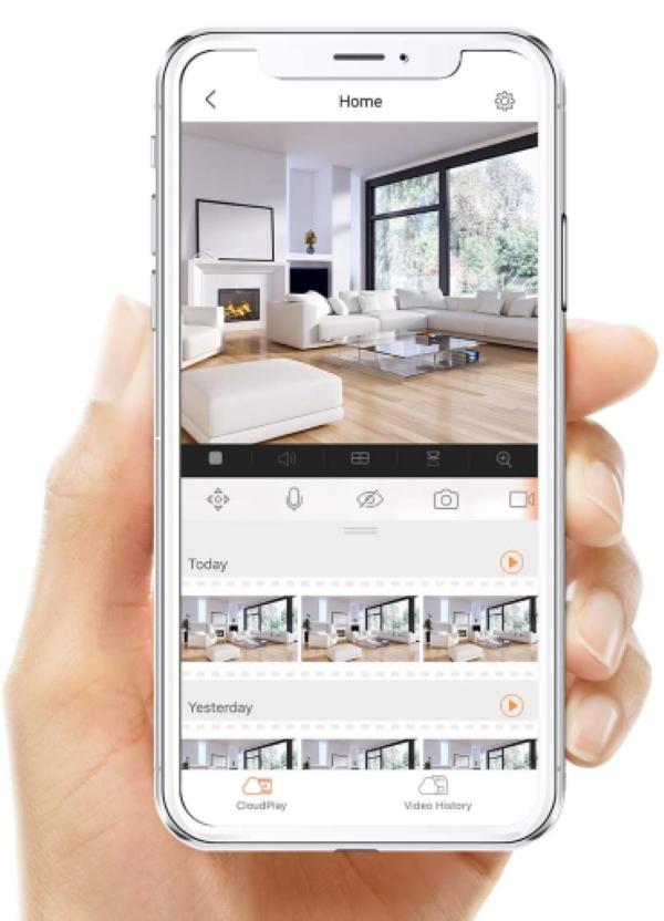 EZVIZ Smart App