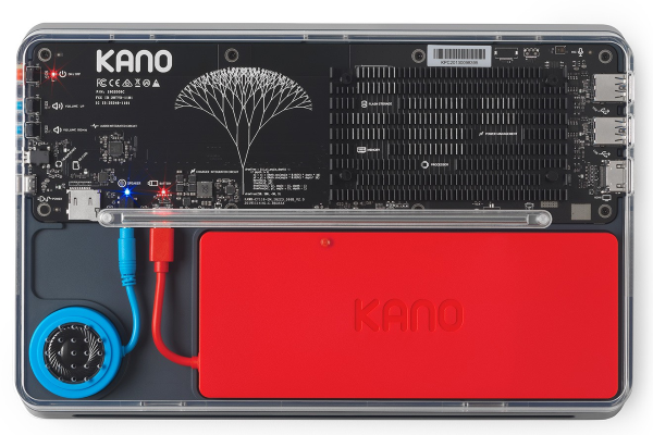 Kano PC - Design (Assembled)