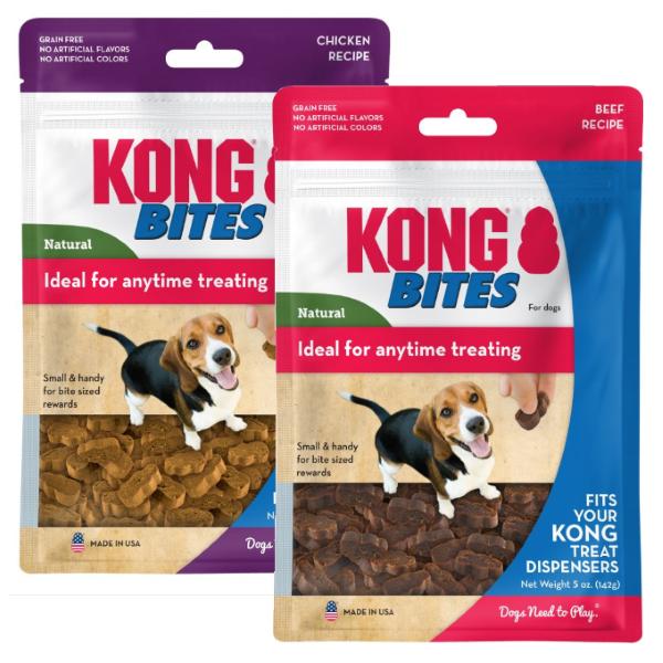 KONG Bites