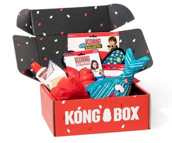 KONG BOX