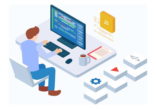 Javascript Developer - Working as a Front-End Developer