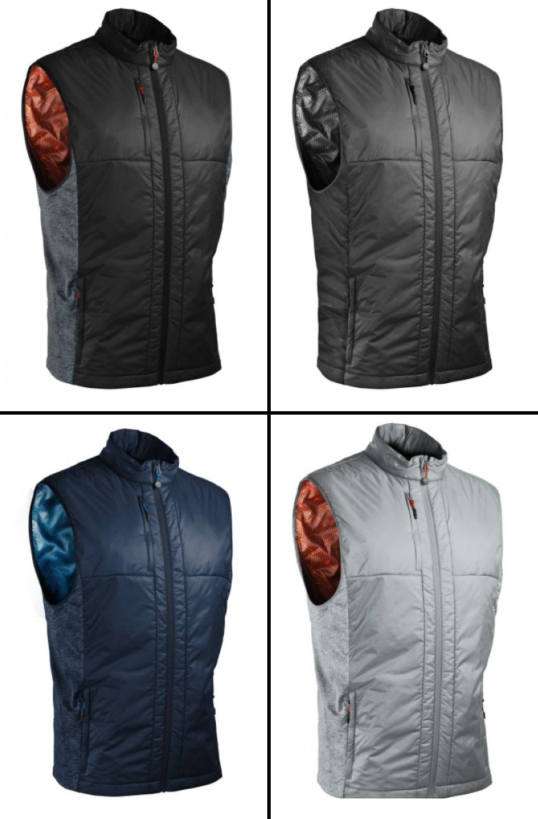 Sun Colter Vest - Available in 4 different Color Models