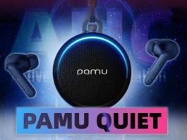 Padmate PaMu Quiet Earbuds