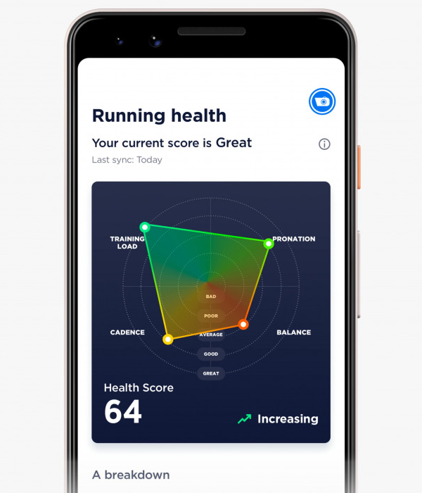 NURVV Run App
