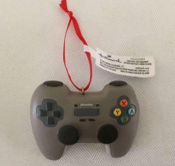 Hallmark Video Game Controller Ornament