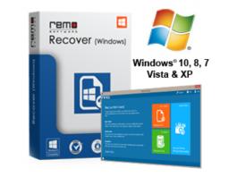 Remo Recover Windows Pro Edition