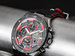 Casio Edifice EFS-560HR Watch