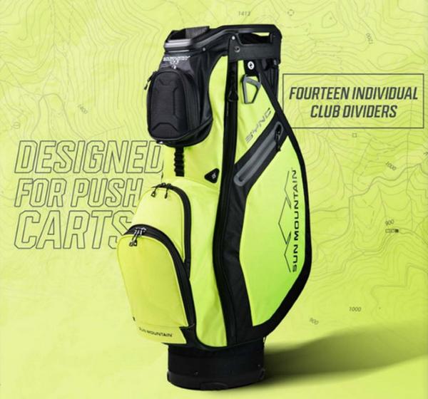 Sun Mountain SYNC Golf Cart Bag
