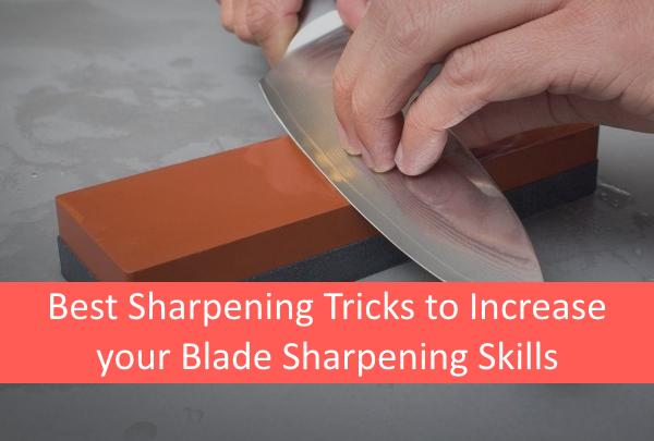 Blade Sharpening