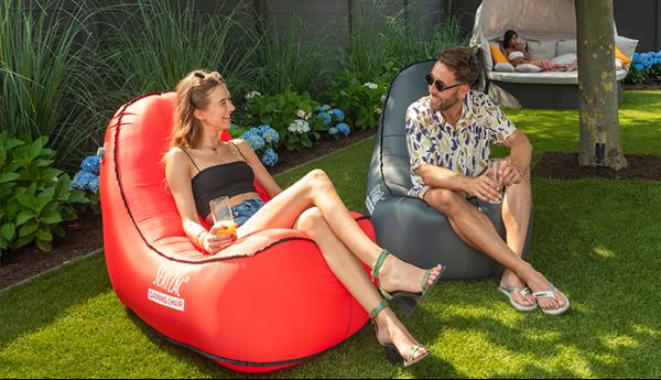 SeatZac E-ZY Lounger (Gaming Chair Air Lounger Model)