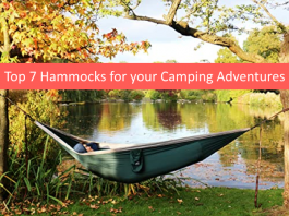 Top Hammocks For Camping Adventures