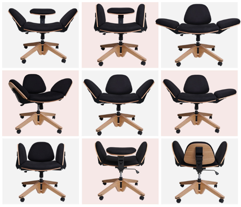 BeYou Chair - All Positions