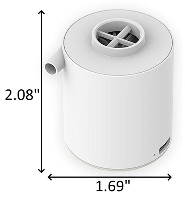 FLEXTAILGEAR Tiny Pump X