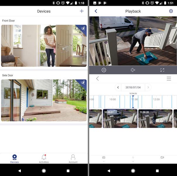 Lorex Home App