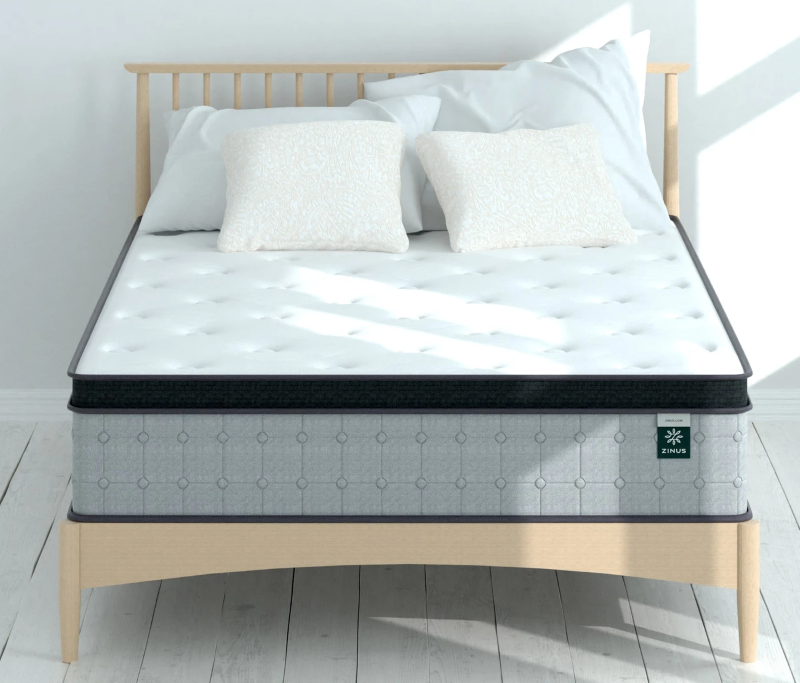 Zinus Comfort Support Hybrid Mattress