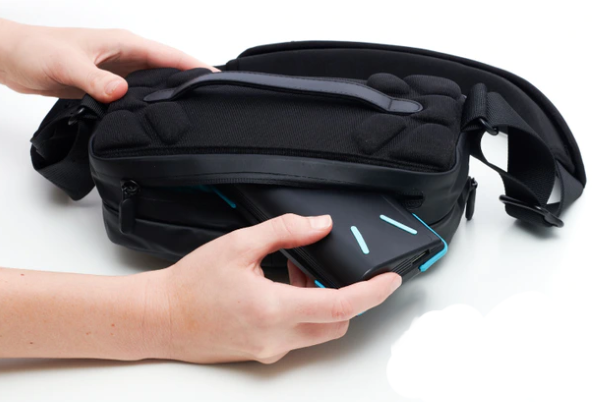 Ampere Side Pocket Fanny Pack