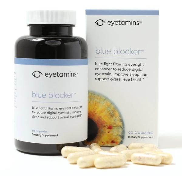 Eyetamins blue blocker