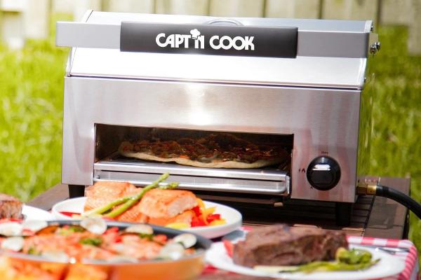 Capt'n Cook OvenPlus Salamander Grill