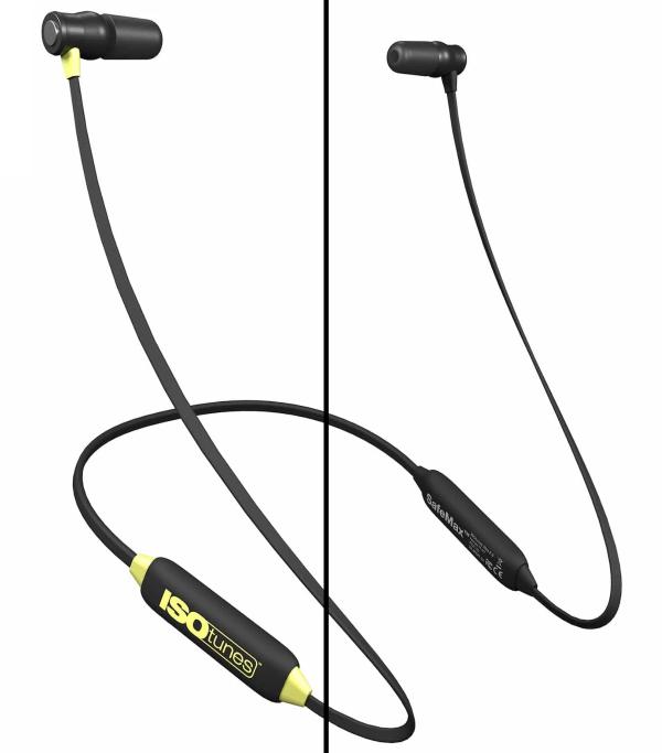 ISOtunes XTRA 2.0 Earplug Bluetooth Headphones