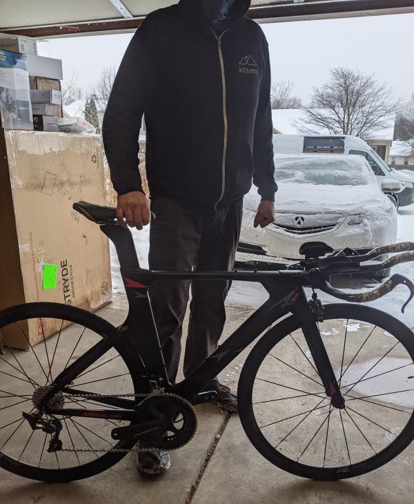 A2 Speed Phreak Tri-Bike