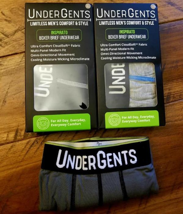 Undergents Men's Underwear