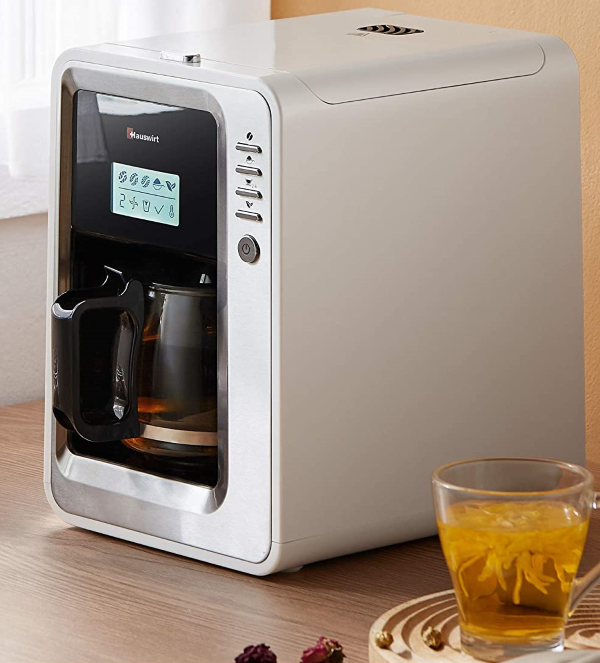 Hauswirt K6 Grind-and-Brew Drip Coffee Maker
