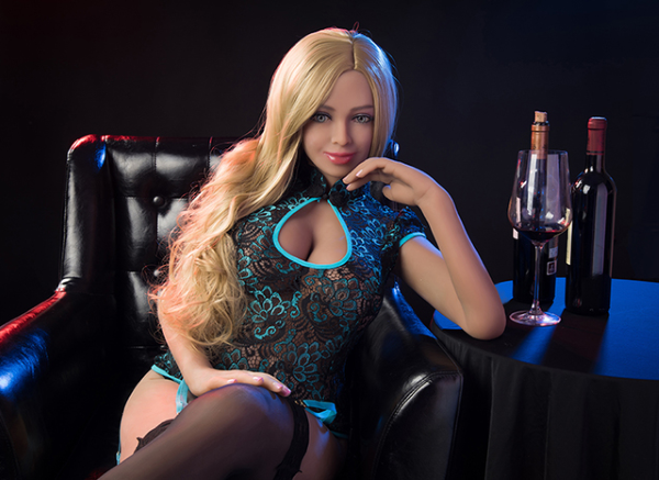 AI-Powered Sex Robot from Sex Doll Genie