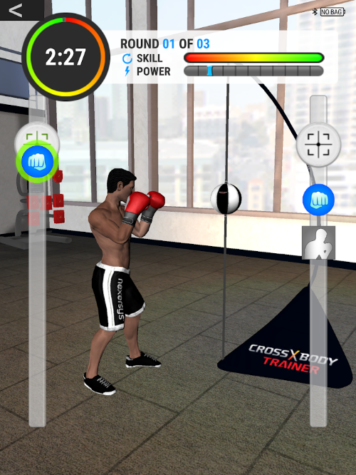 Cross Body Trainer App